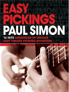 Easy Pickings: Paul Simon Livre | Guitare