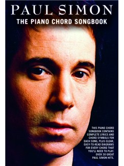 Paul Simon: Piano Chord Songbook Books | Piano