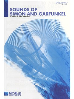 Sounds Of Simon And Garfunkel Books | SATB, Piano Accompaniment