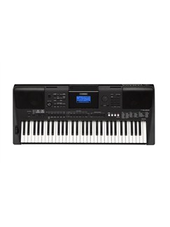 Yamaha: PSRE453 Digital Keyboard - Black Instruments | Keyboard