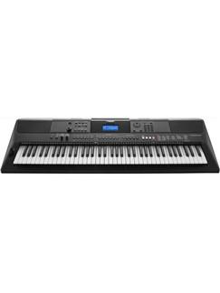 Yamaha: PSREW400 76 Key Keyboard Instruments | Keyboard