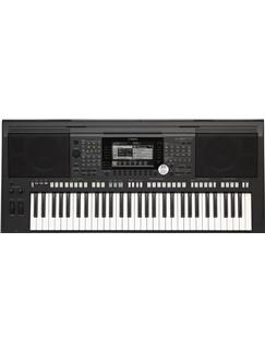 Yamaha: PSRS970 Keyboard - Black Instruments | Keyboard