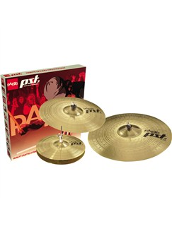 Paiste: PST3 Universal Cymbal Set Instruments | Percussion, Drums