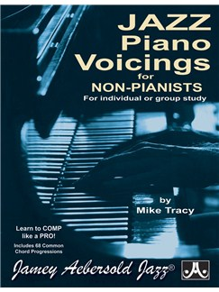 Mike Tracy: Jazz Piano Voicings For The Non-Pianist Books | Piano