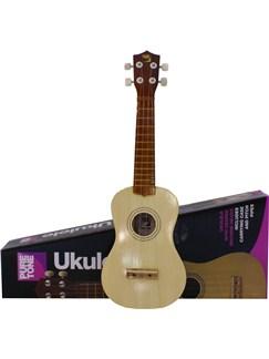 Pure Tone: Ukulele Pack (Natural) Instruments | Ukulele
