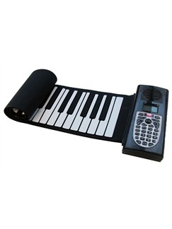 Pure Tone: Roll-Up Piano - Multi-Function Electronic Keyboard Instrumento | Digital Piano, Teclado