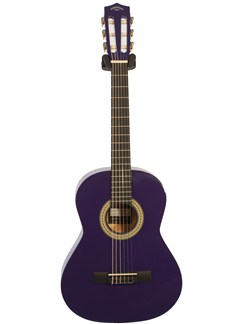 Pure Tone: 3/4 Size Classical Guitar (Purple) Instruments | Classical Guitar