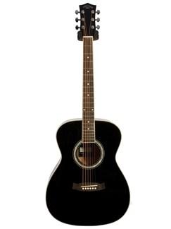 Pure Tone: Folk Acoustic Guitar (Black) Instruments | Acoustic Guitar