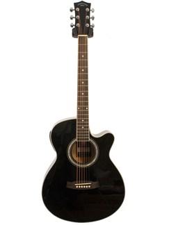 Pure Tone: Electro-Acoustic Guitar (Black) Instruments   Electro-Acoustic Guitar