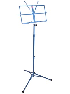Pure Tone: Music Stand with Case (Blue)  | Voice