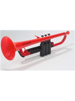 pTrumpet Plastic Trumpet - Red Instruments | Trumpet