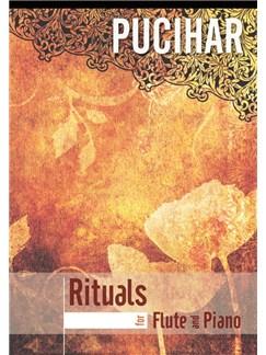 Blaz Pucihar: Rituals For Flute And Piano Books | Flute, Piano Accompaniment