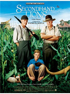 Secondhand Lions (Main Theme) Books | Piano