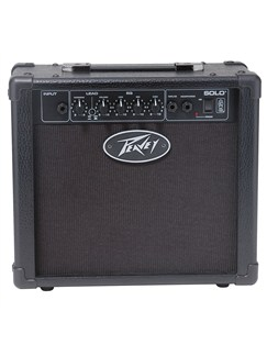 Peavey: Solo TransTube Amplifier  | Electric Guitar