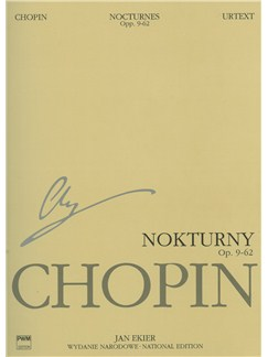 Frederic Chopin: National Edition Volume 5 - Nocturnes Books | Piano