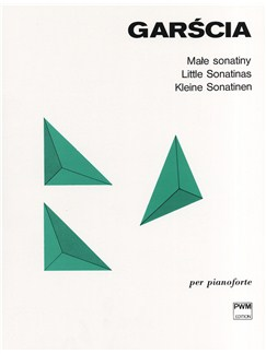 Janina Garscia: Little Sonatas (Kleine Sonatinen) Books | Piano