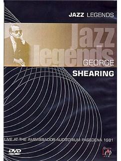 Jazz Legends: George Shearing Live At The Ambassador Auditorium, Pasadena 1981 DVDs / Videos |