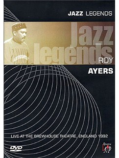Jazz Legends: Roy Ayers Live At The Brewhouse Theatre, England 1992 DVDs / Videos | Vibraphone