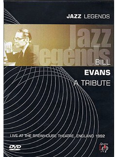 Jazz Legends: A Tribute To Bill Evans DVDs / Videos |