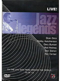 Jazz Legends: On The Live Side From Around The World DVDs / Videos |