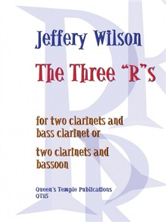 "Jeffery Wilson: The Three ""R""s Books 