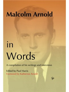 Malcolm Arnold in Words Books |
