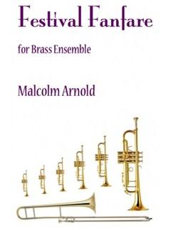 Festival Fanfare For Brass Ensemble Books | Brass Ensemble
