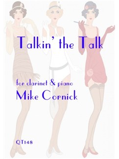 Mike Cornick: Talkin' The Talk Books | Clarinet, Piano Accompaniment