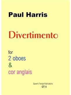 Divertimento Books | Oboe (Duet), Cor Anglais