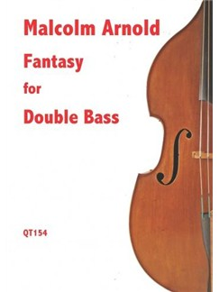 Malcolm Arnold: Fantasy For Double Bass Books | Double Bass