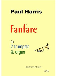 Paul Harris: Fanfare Books | Trumpet