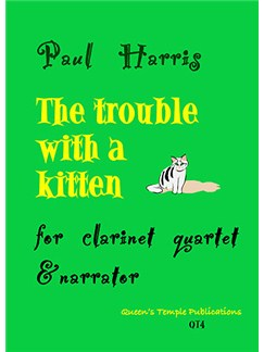 The Trouble with a Kitten Books | Clarinet