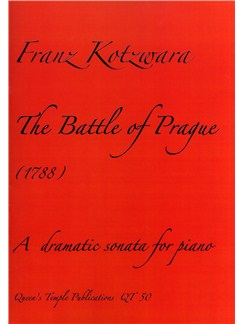Kotzwara's Battle of Prague (Piano Solo) Books | Piano