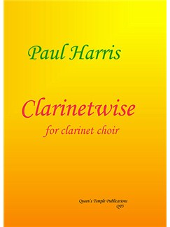 Paul Harris: Clarinetwise Books | Clarinet (Septet)