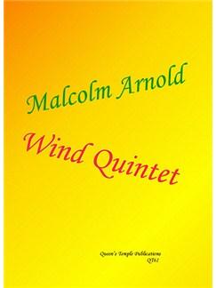 Malcolm Arnold: Wind Quintet Books | Wind Quintet