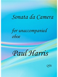 Paul Harris: Sonata Da Camera For Oboe Books | Oboe