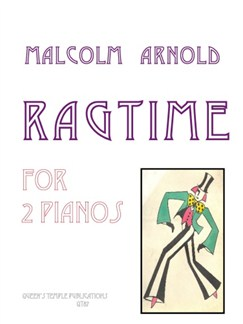 Sir Malcolm Arnold: Ragtime (Two Pianos) Books | Piano