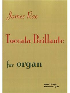 James Rae: Toccata Brillante Books | Organ