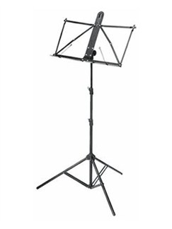 RAT Scherzo Light Weight Aluminium Music Stand  | Voice