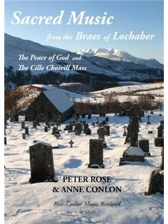 The Cille Choirill Mass & The Peace of God: Voices/Piano (Organ) Part Books | Voice