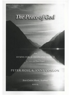 Peter Rose/Anne Conlon: The Peace Of God Books | Unison Voice, Piano Accompaniment