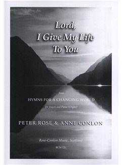 Peter Rose: Lord, I Give My Life To You Books | Voice