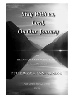 Peter Rose: Stay With Us, Lord, On Our Journey Books | Voice