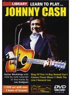 Lick Library: Learn To Play Johnny Cash DVDs / Videos | Guitar