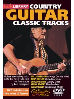 Lick Library: Country Guitar Classic Tracks DVDs / Videos | Guitar