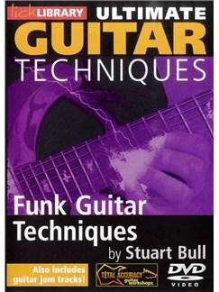 Lick Library: Ultimate Guitar Techniques - Funk Techniques DVDs / Videos | Guitar