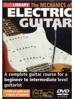 Lick Library: The Mechanics Of Electric Guitar (2 DVD) DVDs / Videos | Electric Guitar