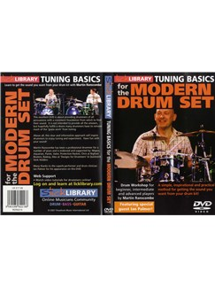 Tuning Basics For The Modern Drum Set DVDs / Videos | Drums