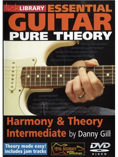 Lick Library: Essential Guitar - Pure Theory - Intermediate DVDs / Videos | Guitar