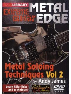 Metal Edge: Metal Soloing Techniques - Volume 2 DVDs / Videos | Guitar